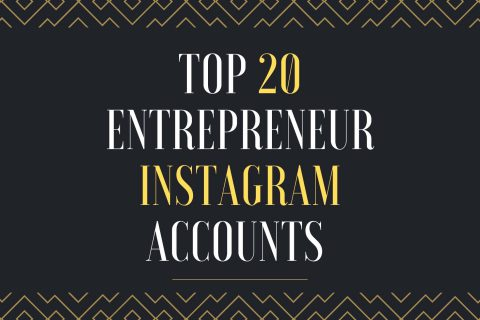 Top 20 Entrepreneur Instagram Accounts