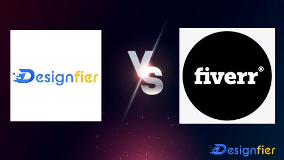 Designfier Vs Fiverr - Which one is best?