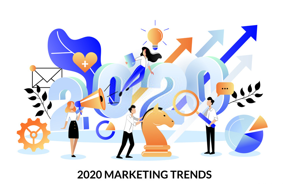 10 Best Digital Marketing Trends You Should Follow in 2020!