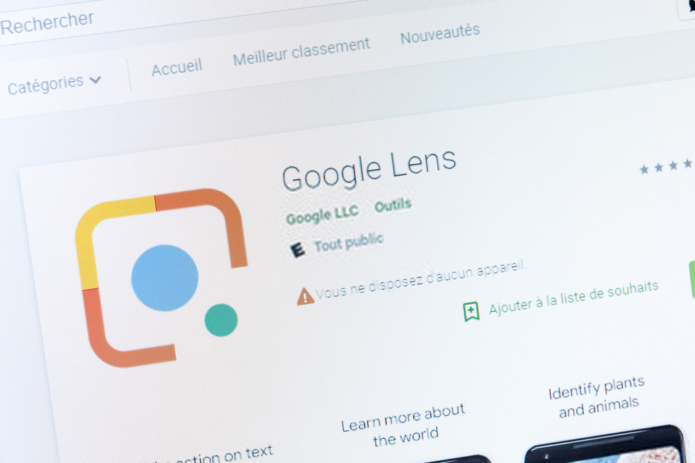 Google Lens - Visual Search Marketing Trends