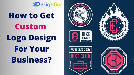 custom logo design for business
