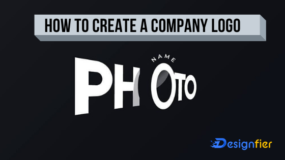 How to create a company logo
