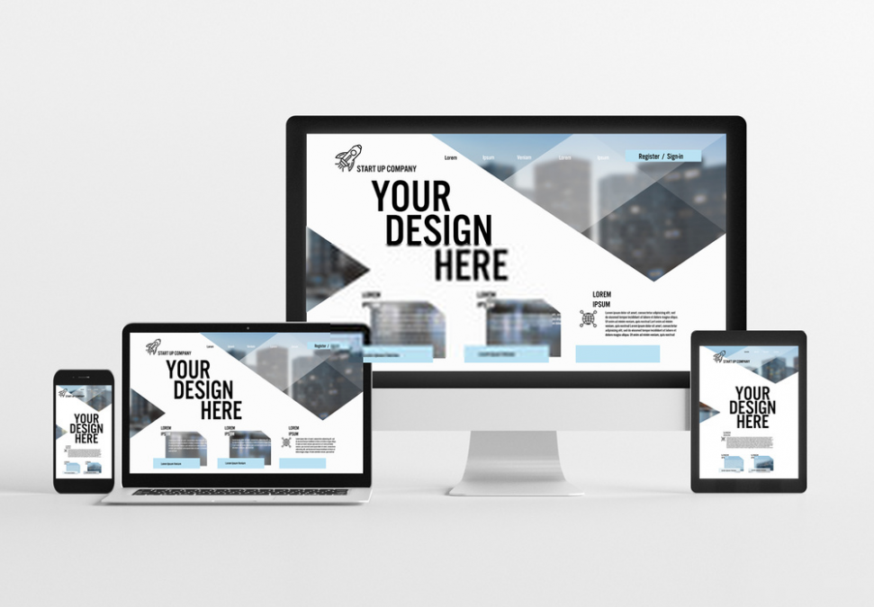 whitespaces in website design trends 2020