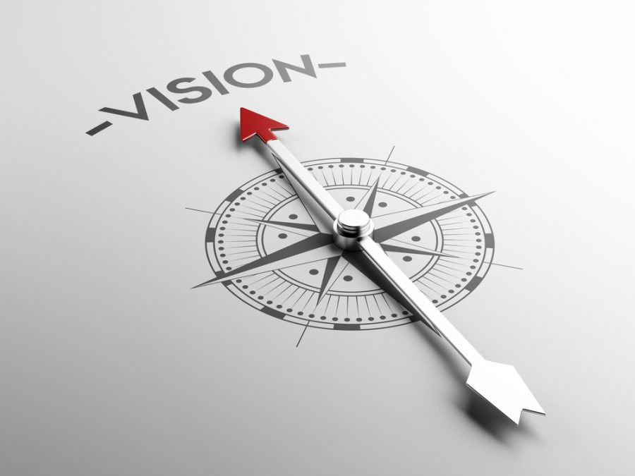 develop a vision for creating a custom logo