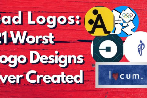 21 Bad Logos Ever Created