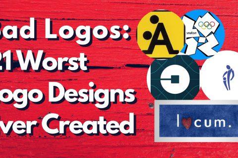 21 Bad Logos Ever Created