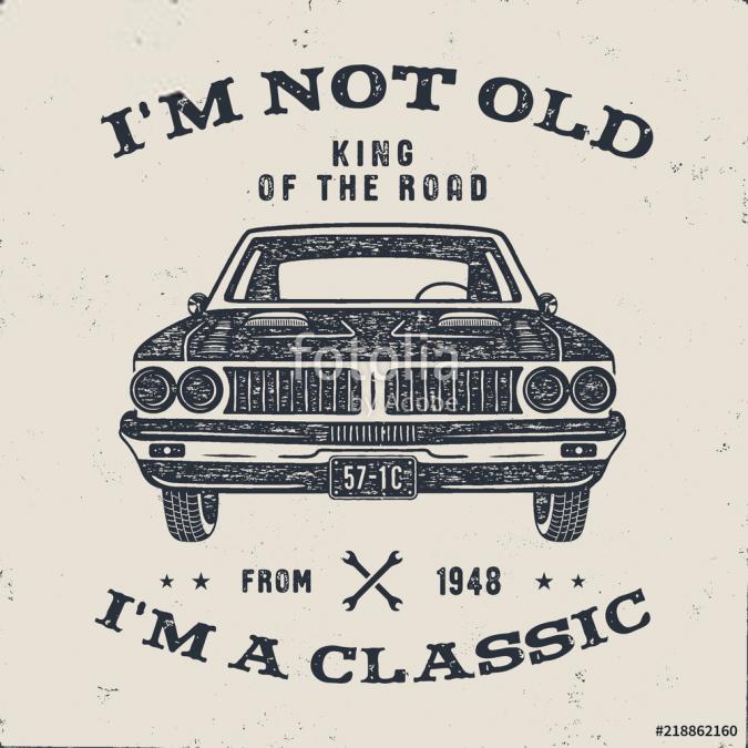 Vintage tshirt design trends