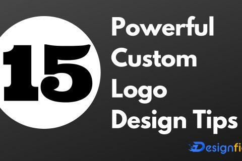Custom Logo Design Tips