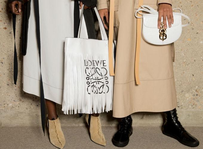 Loewe fashion logos
