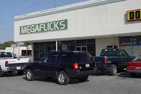 Megaflicks Logo