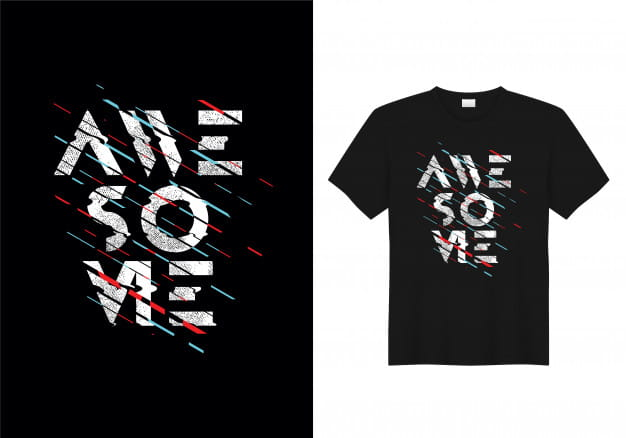 Abstract T-shirt Design Trends 2020