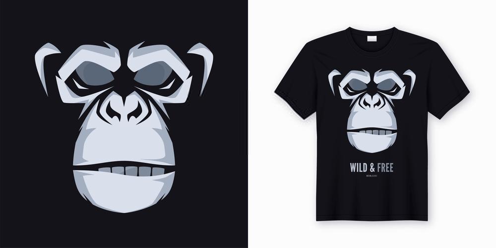 Animal inspired tshirt design trends
