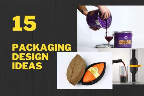 15 packaging design ideas