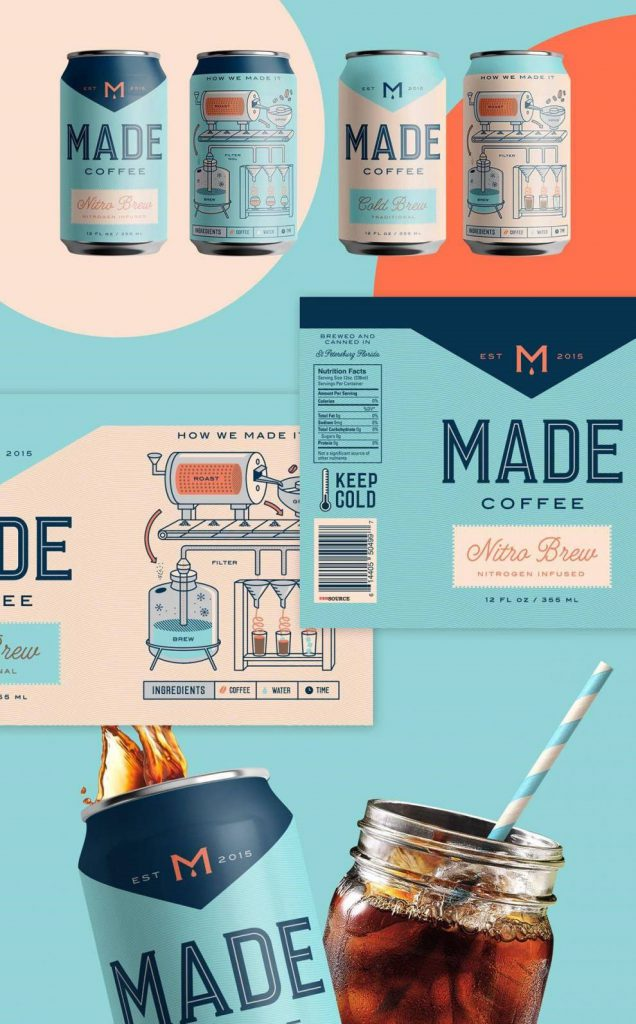 Coffee Packaging Design Ideas