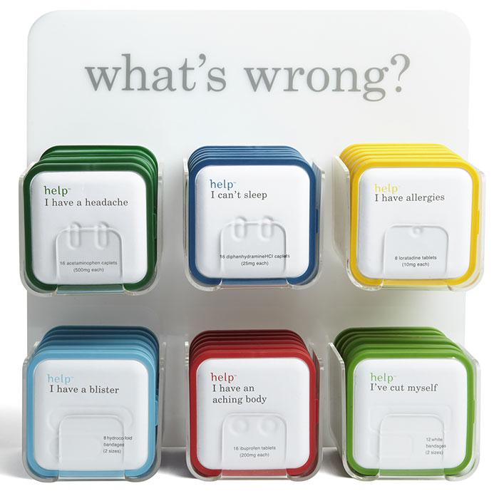 Medicine Packaging Design