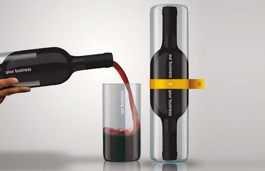 Wine Unique Packaging Designs Ideas