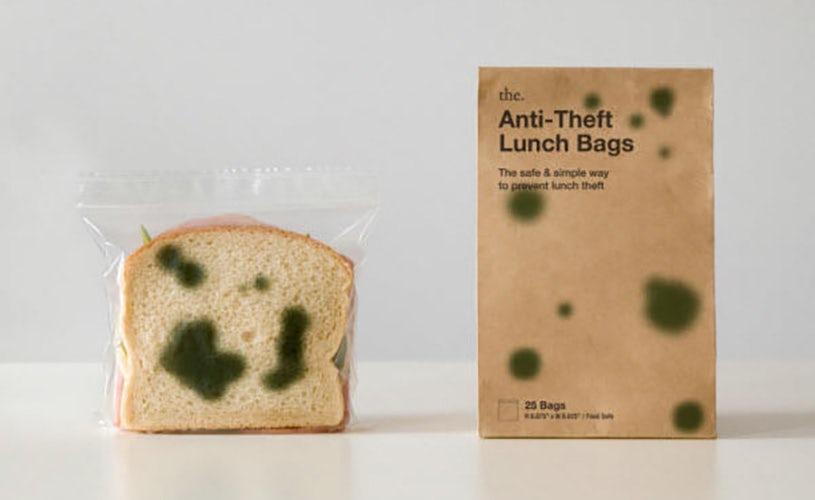 Lunch Bags Unique Packaging Design Idea