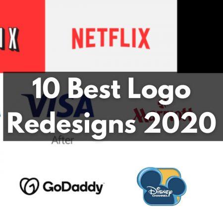 10 Best logo redesigns 2020