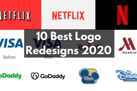 10 Best logo redesigns 2020