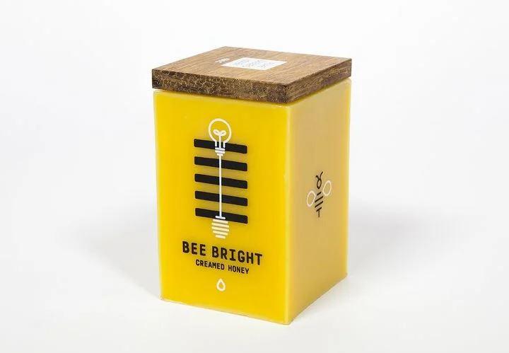 honey box packaging design ideas