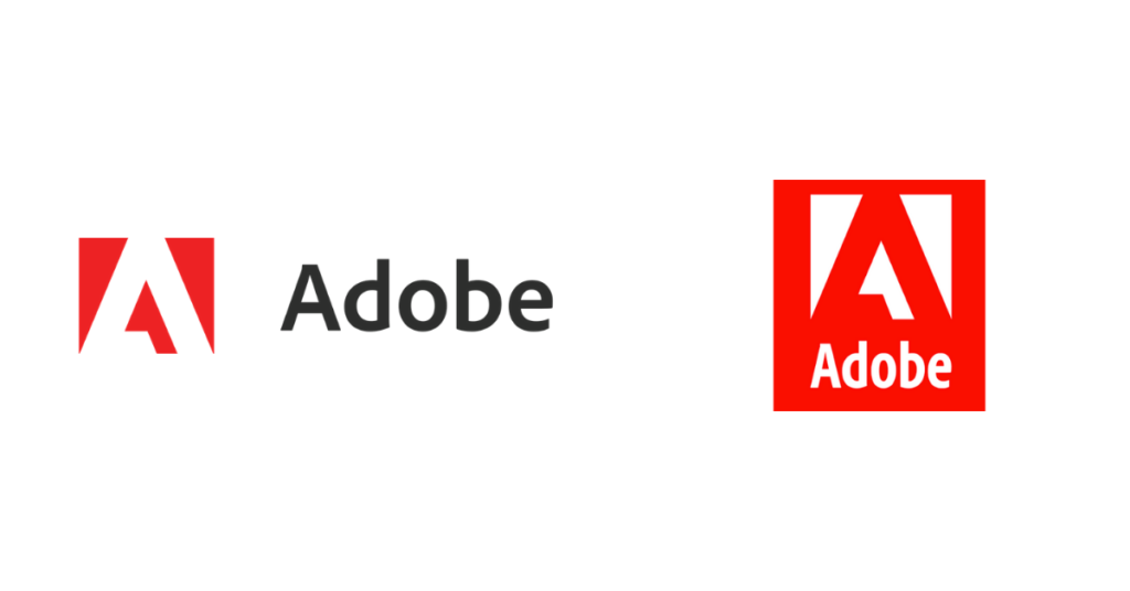 Adobe Logo Redesigns