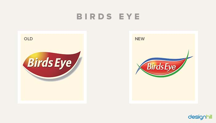 Birds Eye Logo Redesigns
