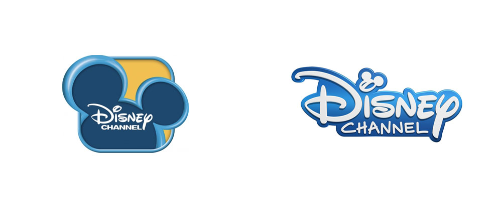 Disney Channel Logo Redesign