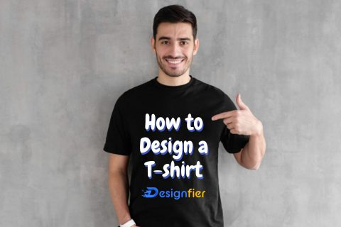 How to Design a T-shirt