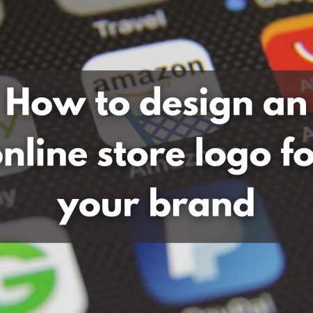 How to design an online store logo for your brand