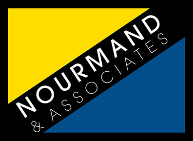 nourmand & associates construction logos