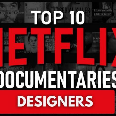 Netflix documentaries for graphic designers