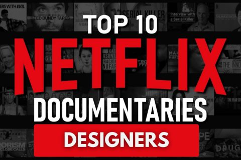 Netflix documentaries for graphic designers