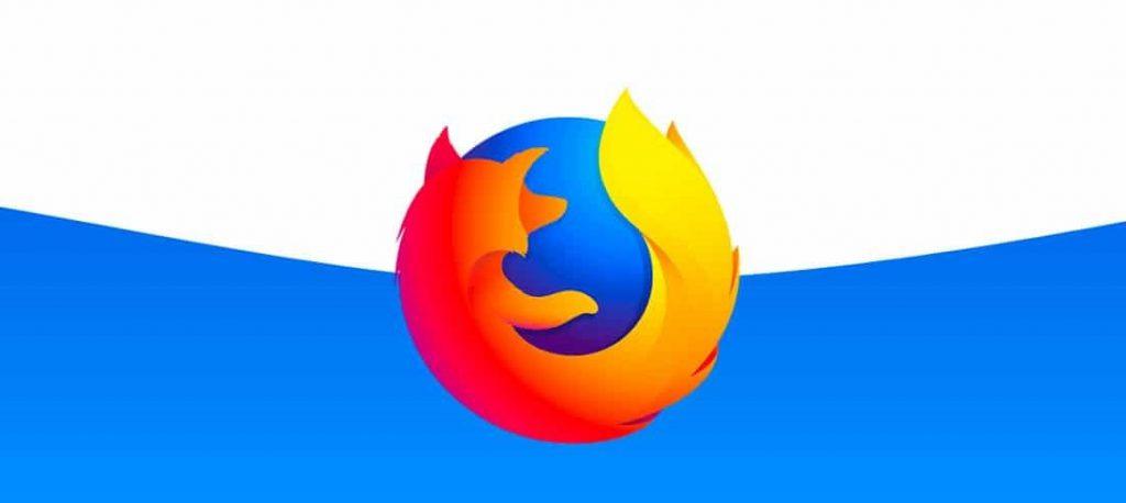 Firefox Modern logo design