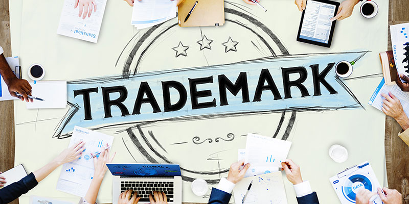 your logo as trademark