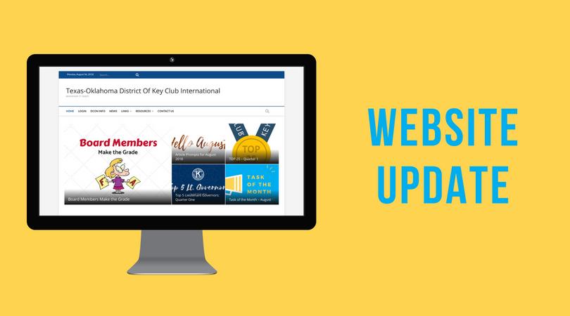 latest updated :- website updates