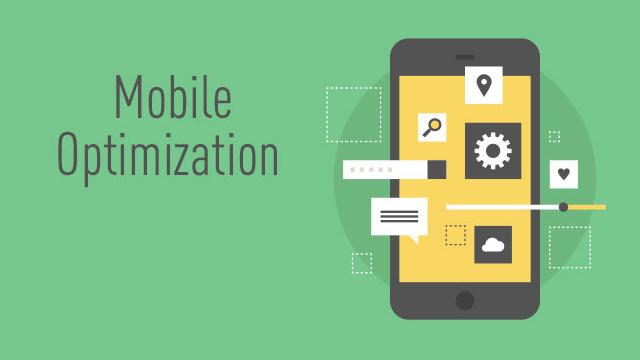 unique website mobile optimization