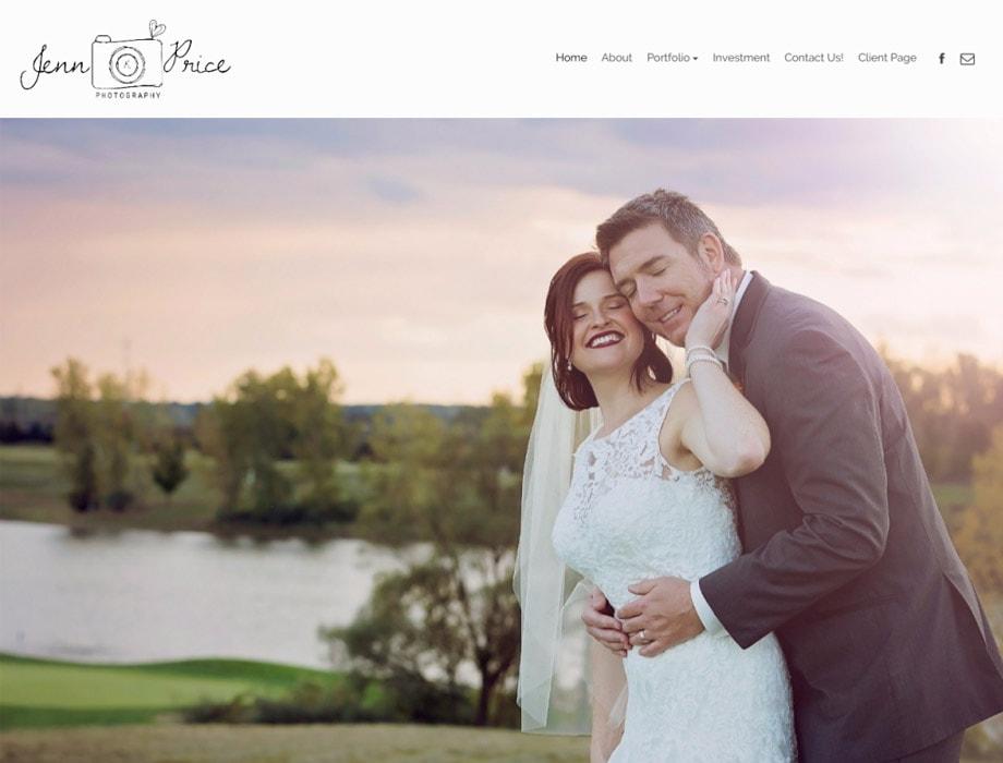 wedding website launch